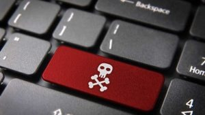Anti-Piracy Symble on Keyboard Enter
