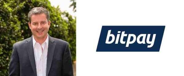 BitPay's CFO Mr. Bryan Krohn