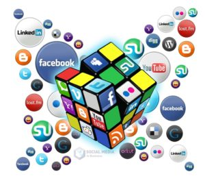 Social media is computer-mediated tool that allow people to create, share or exchange information, ideas, and pictures/videos in virtual communities and networks.