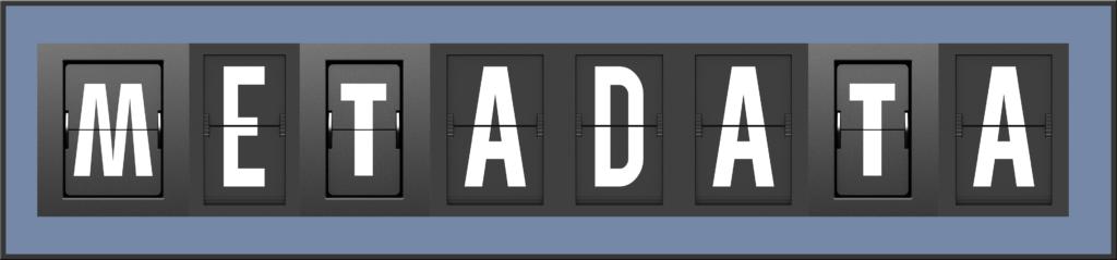 "Metadata is ""data about data"".Two types of metadata exist: structural metadata and descriptive metadata."