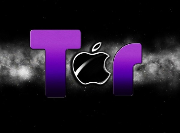 Tor and Apple Logo