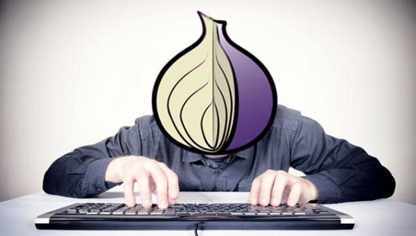 Man Using Tor